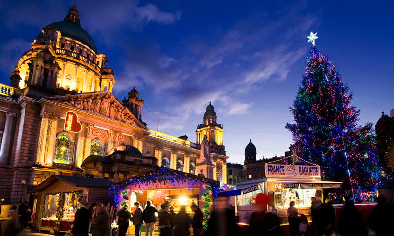 Dublin Christmas Market 2021 Christmas Markets In Ireland Ireland Com