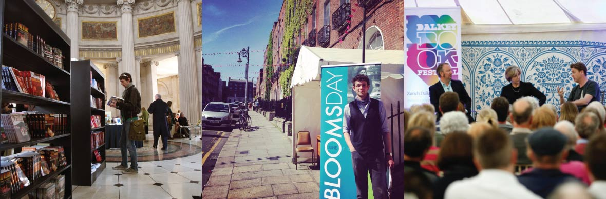 Dublin literary festivals