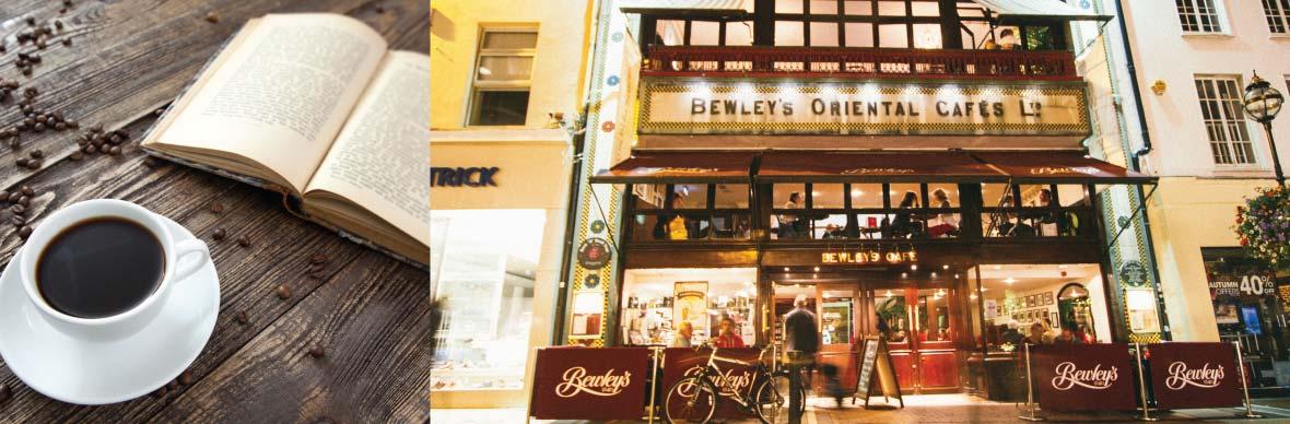 Bewley's Café, Grafton Street