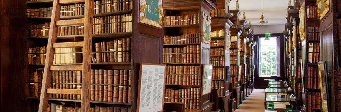 Marsh's Library,  St Patrick's Close