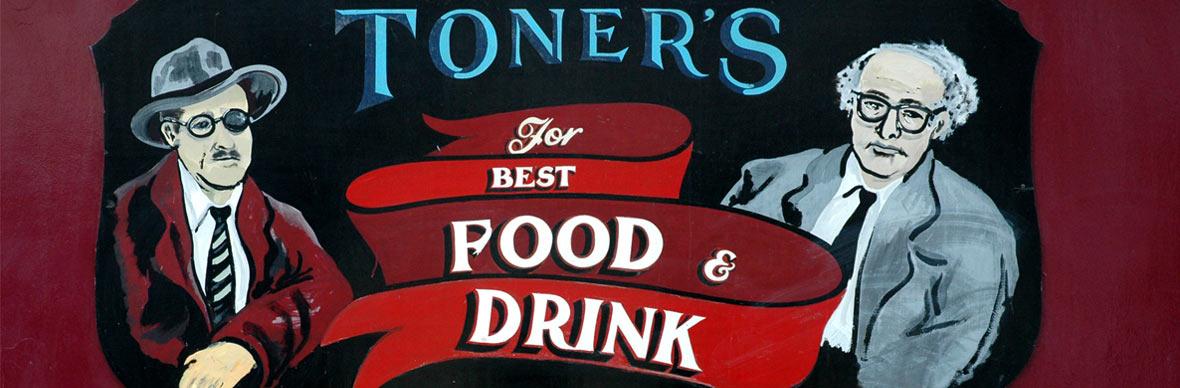 Toner's pub, Baggot Street
