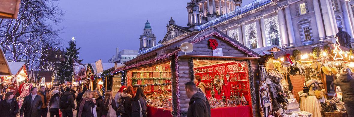 Belfast Christmas Market, Belfast